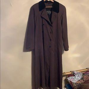 Anne Klein raincoat